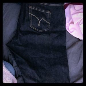 """Just My Size"" Jeans! Super comfy!"